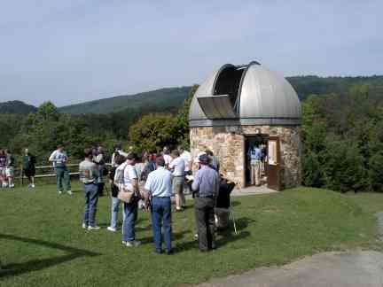 Bays Mountain Ash-Dome