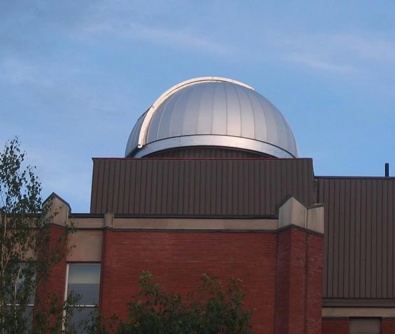 Bishop University Ash-Dome