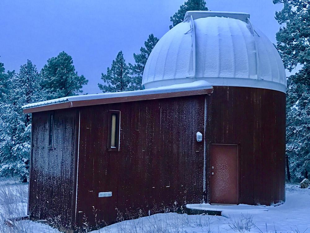 Cloudcroft Ash-Dome