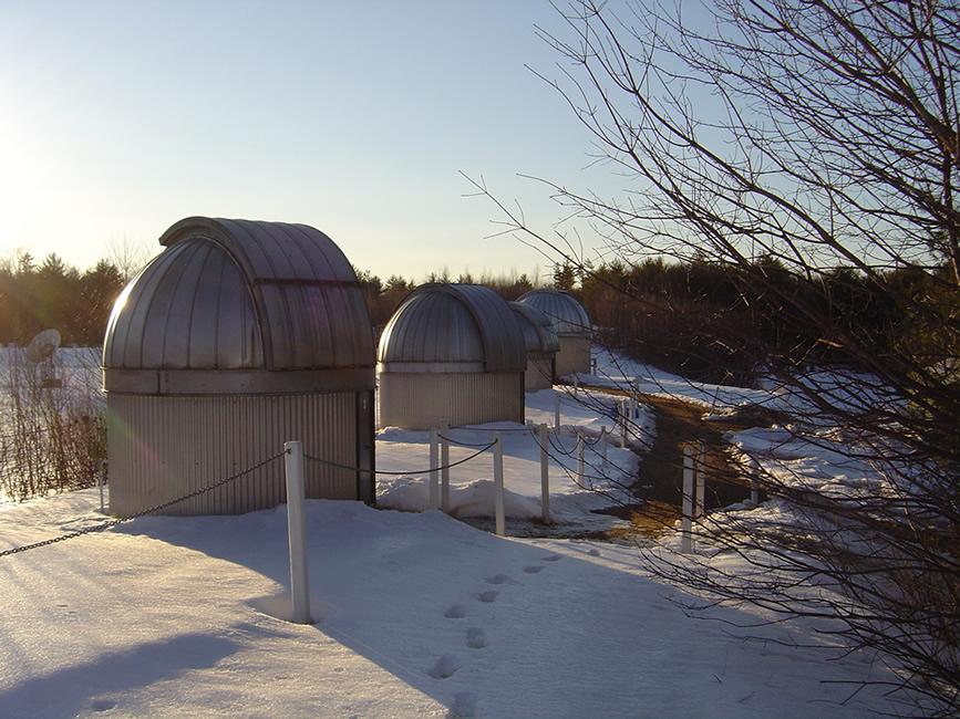 St Paul School Ash-Dome