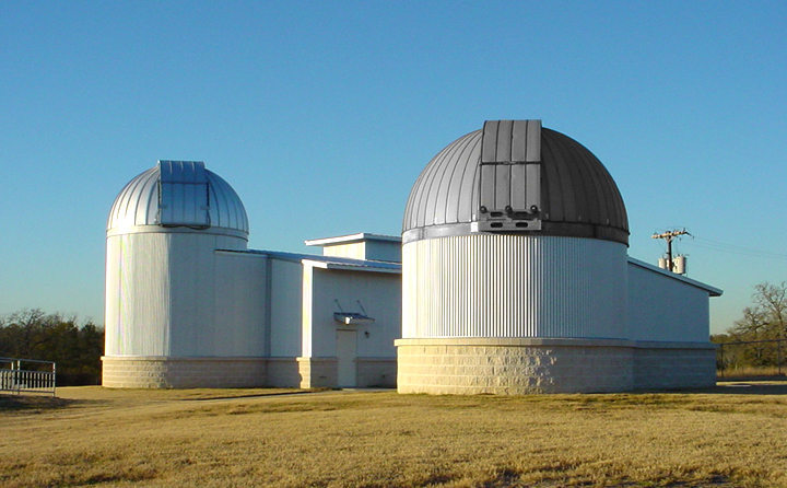 Texas A&M Ash-Dome