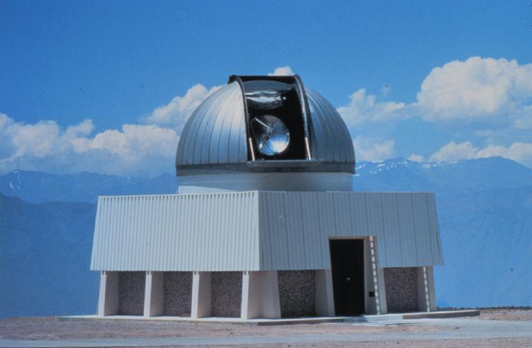 Harvard Cerro Ash-Dome
